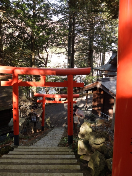 Yabuharajinja Shrine