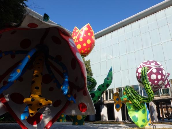 The Visionary Flowers, Yayoi Kusama