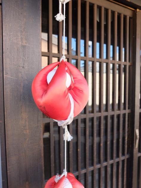 Migawarizu: divine messenger of Koshin-San and good luck charm.