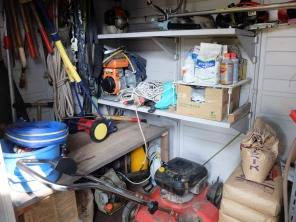 Obligatory shed photo