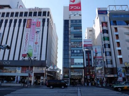 Standard bit of shopping street