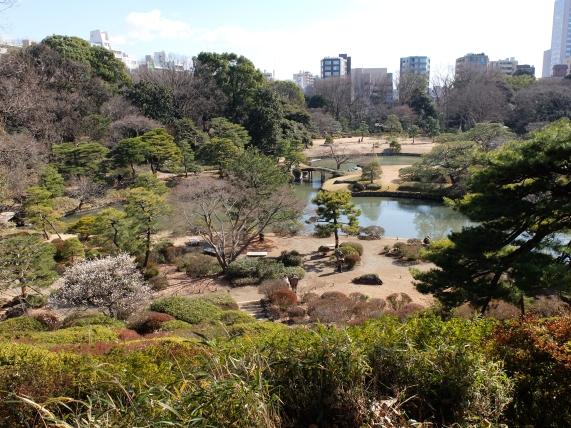 From the top of Fusjishiro-Togeu (hill)