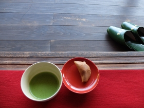 Tea at Toji-in
